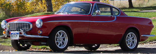 Forbes: Volvo P1800 is a Buy